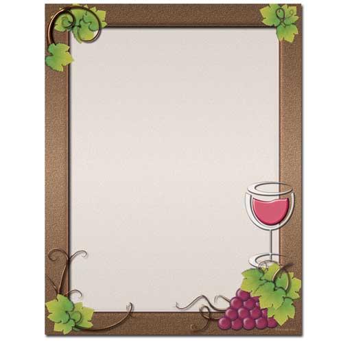 Grape-Vine-Letterhead-Wine-Paper