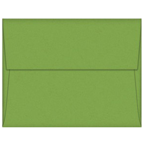 Gumdrop Green A-2 Envelopes - 50 Pack