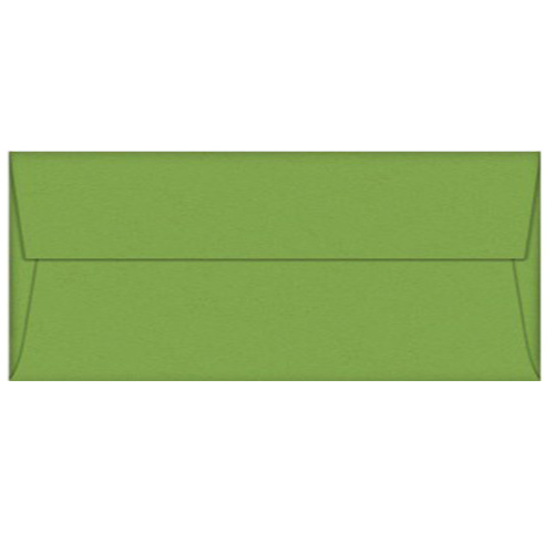 Gumdrop Green #10 Envelopes - 25 Pack