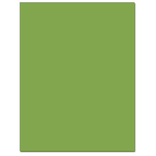 Gumdrop Green Cardstock - 250 Pack