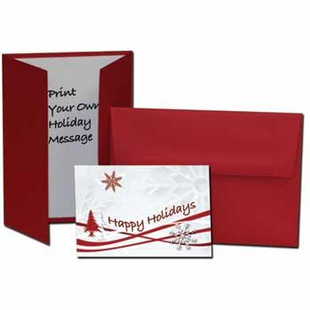 Gatefold Invitation Folder