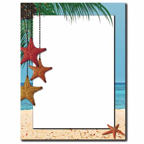 Holiday-Stars-Letterhead-Christmas-Stationery