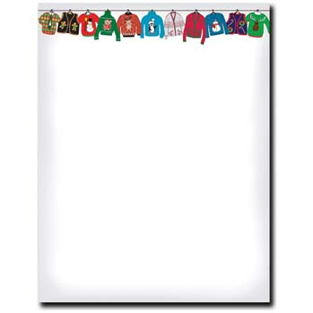 Holiday Sweater Letterhead