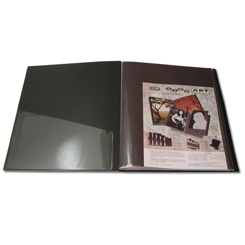 Profolio w/Solid Cover