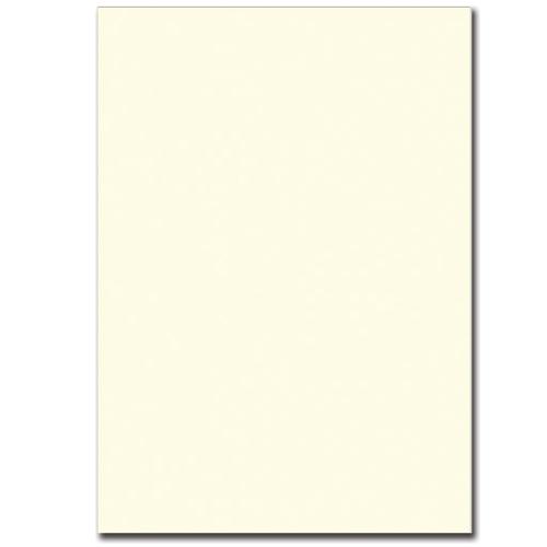 Ivory Flat Cards & Envelopes