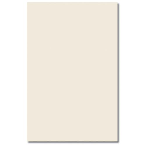 Ivory Jumbo Card