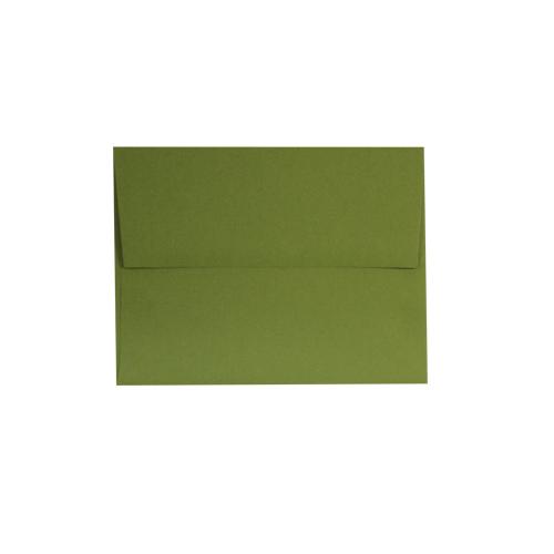Jellybean Green A-2 Envelopes
