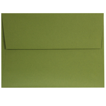 Jellybean Green A-9 Envelopes