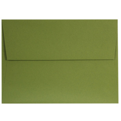 Jellybean Green A-9 Envelopes - 50 Pack