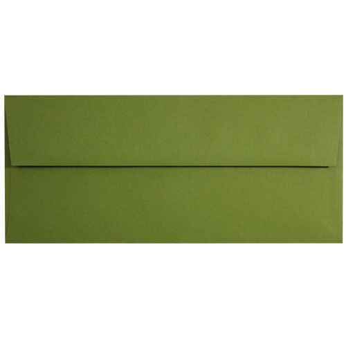 Jellybean Green #10 Envelopes