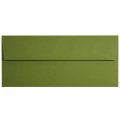 Jellybean Green #10 Envelopes - 25 Pack