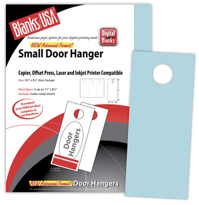 Small Door Hangers, Pastels