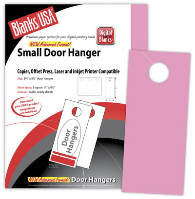 Small Door Hangers, Brights