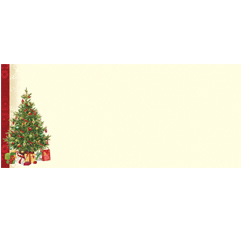 Lacy Tree Envelopes - 40 Pack