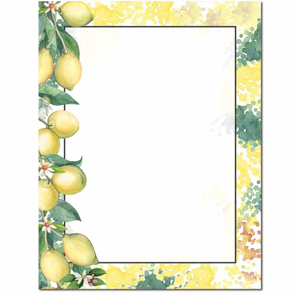 Lemon Branch Letterhead