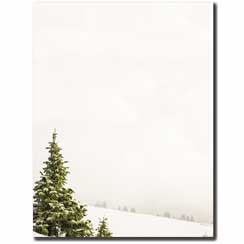 Lonely Tree Letterhead - 25 pack