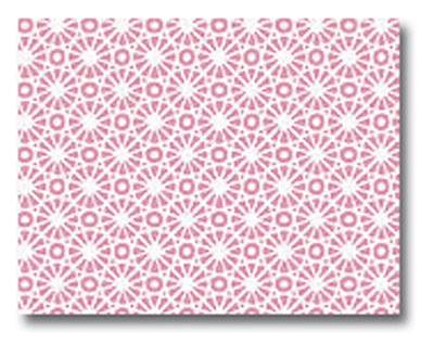 Mod-Tones Pink Post Cards