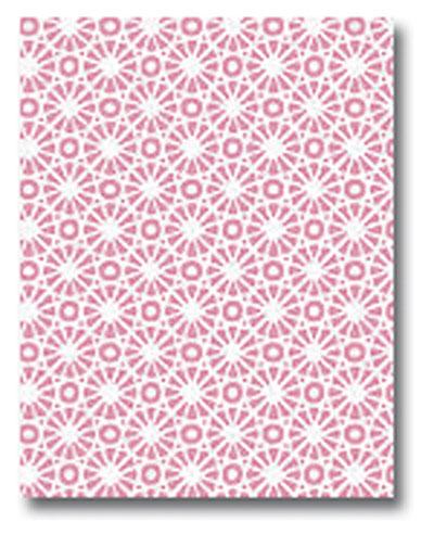Mod-Tones Pink Letterhead