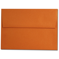 Mandarin A-9 Envelopes - 25 Pack