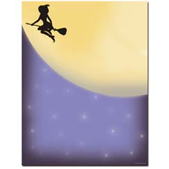 Midnight Magic Letterhead - 100 pack