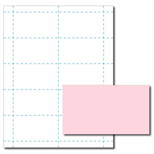 Pink Business Business Cards