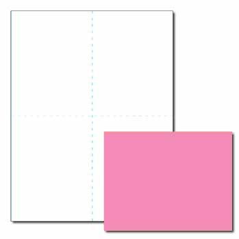 Pulsar Pink Postcards