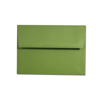 Palm Tree Green A-2 Envelope