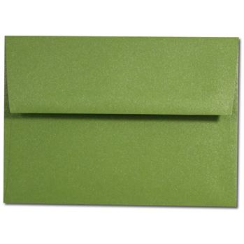 Palm Tree Green A-7 Envelopes