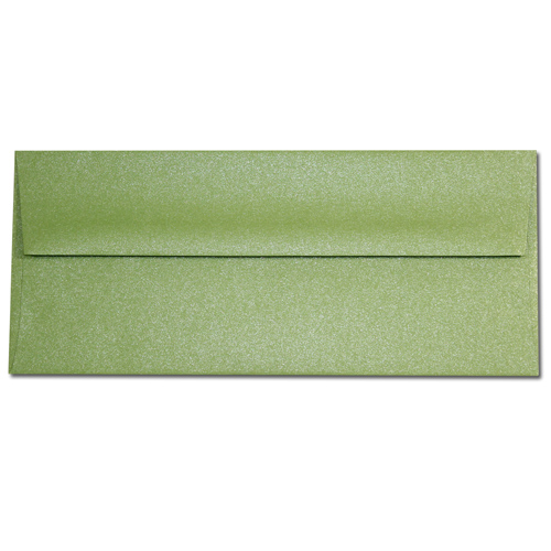 Palm Tree Green #10 Envelopes