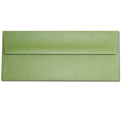 Palm Tree Green #10 Envelopes - 25 Pack