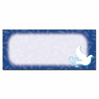 Peace Dove Envelope