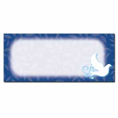 Peace Dove Envelope - 50 Pack