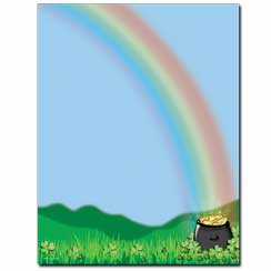 Pot O' Gold Letterhead - 25 pack