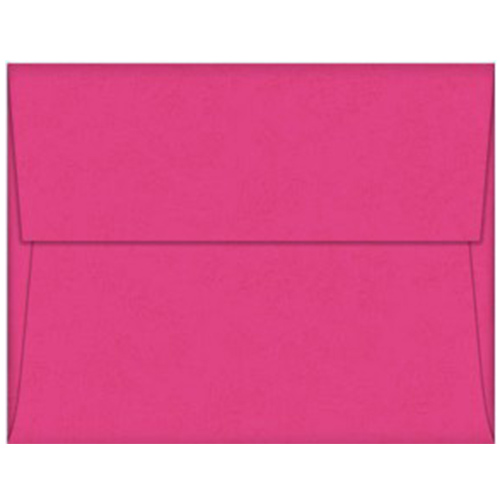 Razzle Berry A-9 Envelopes