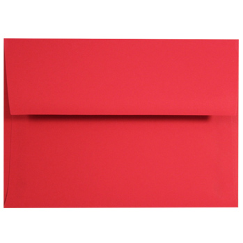 Red Hot A-7 Envelopes