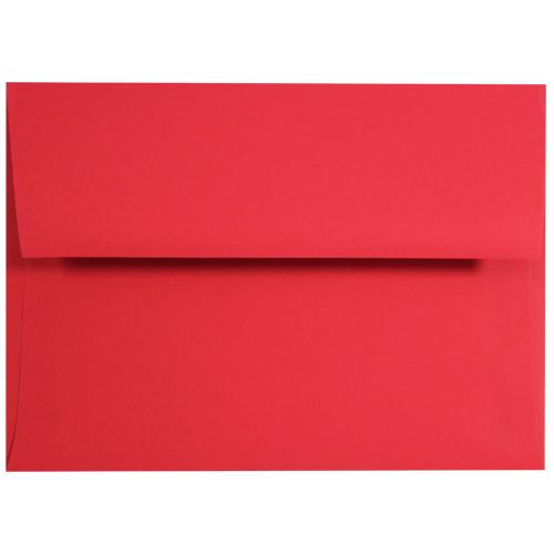 Red Hot A-7 Envelopes