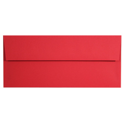 Red Hot #10 Envelopes - 25 Pack