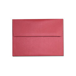 Red Lacquer A-2 Envelopes - 50 Pack