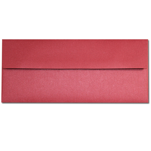 Red Laquer #10 Envelopes
