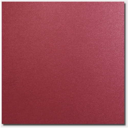 Red Lacquer Cardstock