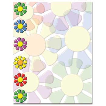 Riki Tiki Flowers Letterhead
