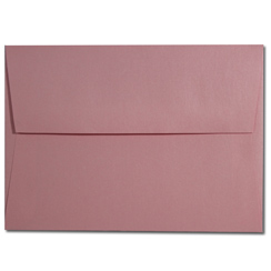 Rose Quartz A-9 Envelopes