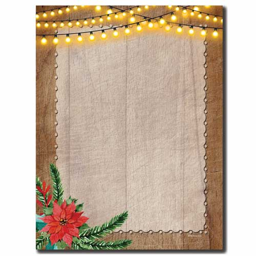 Rustic-Country-Holiday-Letterhead-Paper