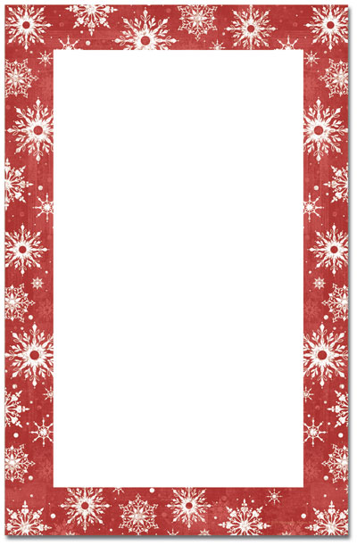 Blank Christmas Party Invitations | Christmas Holiday Invitations ...