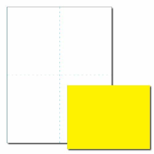 Solar Yellow Postcard