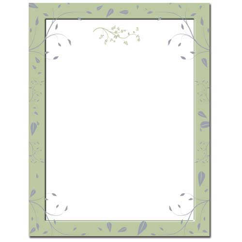 sage-leaves-floral-printer-paper