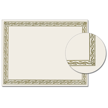Serpentine Foil Certificates