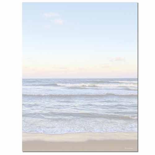 shoreline letterhead paper