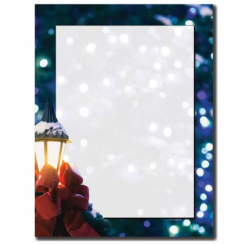 Silent-Night-Holiday-Letterhead-Paper