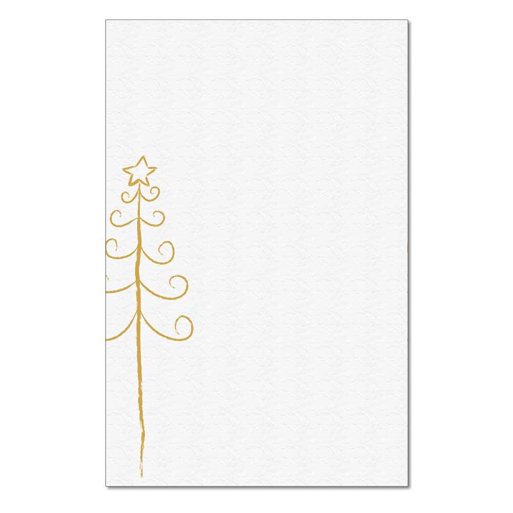 Simple Tree Jumbo Cards, 48pk